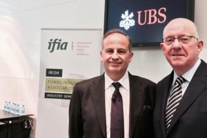 Minister and André Valente UBS