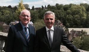 Minister and Minister Burkhalter