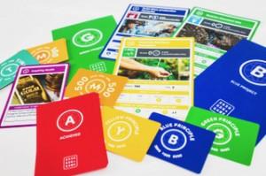 2030 SDGs Game cards visual