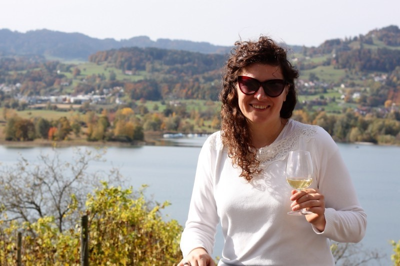 Emma O Connell introduction to swiss wines